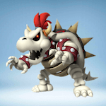 Dry Bowser icon