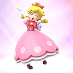Peachette icon