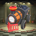 Barrel Train icon