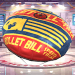 Bullet Bill Parachute icon