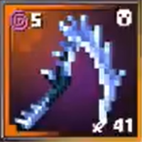 Frost Scythe - Weapon Stats
