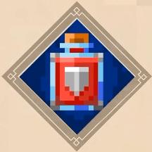 Barrière de potion