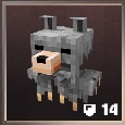 Armure de loup