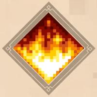 Brûlure - Effet d'enchantement