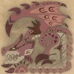 Pink Rathian Icon