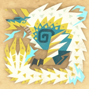 Zinogre Icon