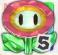 Shiny Fire Flower