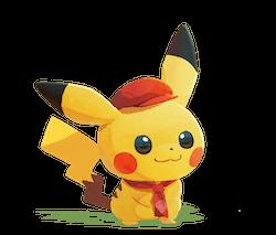 Sweets Pikachu