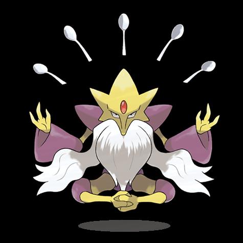 Mega Alakazam Icon