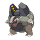 Alola Golem Icon