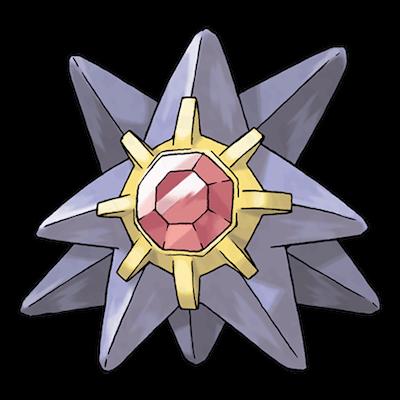 Starmie Icon
