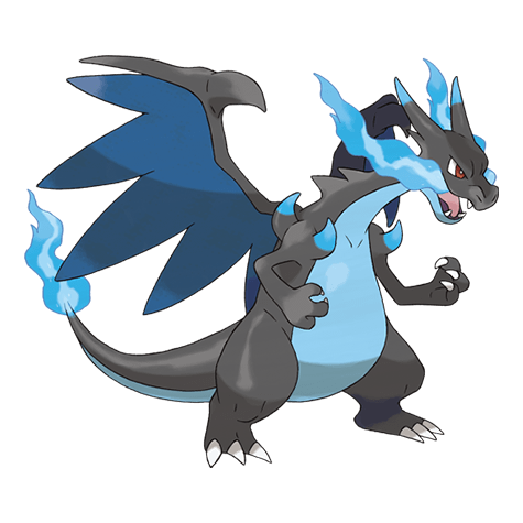 Mega Charizard X Icon