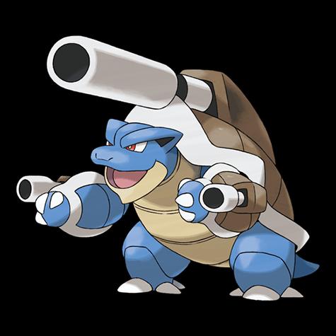 Mega Blastoise Icon