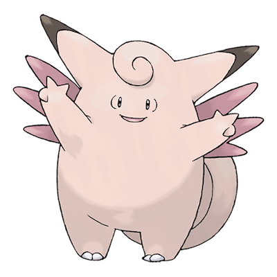 Clefable Icon