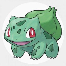 Bulbasaur icon