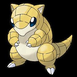Sandshrew icon