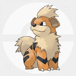 Growlithe icon