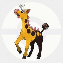 Girafarig icon