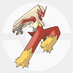 Blaziken icon