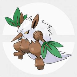 Shiftry icon