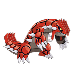Groudon icon