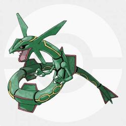 Rayquaza icon