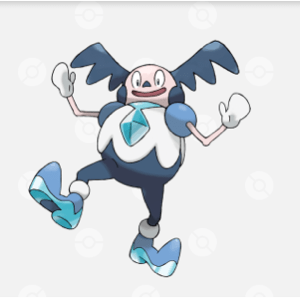 Galarian Mr.Mime