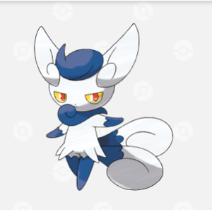 Meowstic (Female)