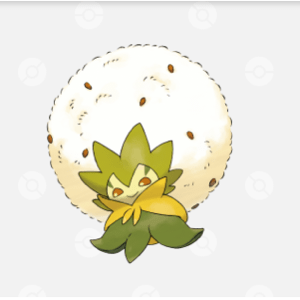 Eldegoss Icon