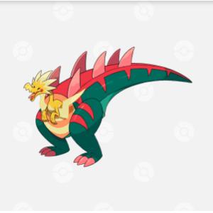 Dracozolt Icon