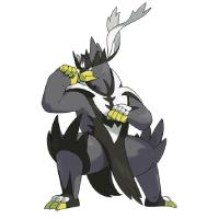 Urshifu (Single Strike Style) Icon
