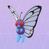Shiny Butterfree