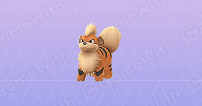 Growlithe - Rating, Stats & Max CP