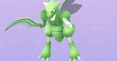 Scyther - Rating, Stats & Max CP