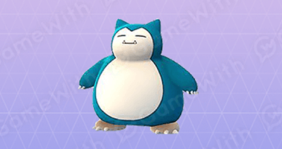 Snorlax - Rating, Stats & Max CP