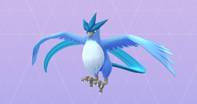 Articuno - Rating, Stats & Max CP
