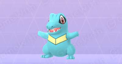 Totodile - Rating, Stats & Max CP