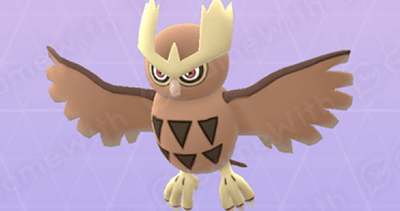 Noctowl - Rating, Stats & Max CP