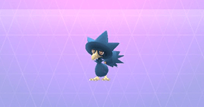 Murkrow - Rating, Stats & Max CP