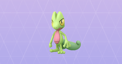 Treecko- Rating, Stats & Max CP