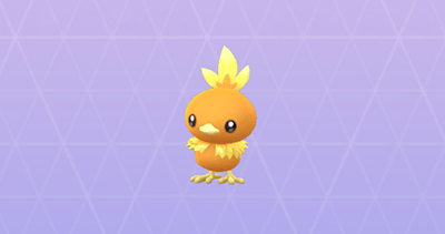 Torchic - Rating, Stats & Max CP