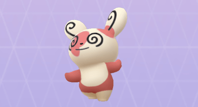 Spinda - Rating, Stats & Max CP