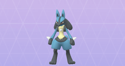 Lucario - Rating, Stats & Max CP