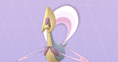 Cresselia - Rating, Stats & Max CP