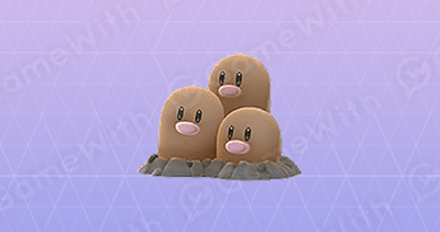 Dugtrio - Rating, Stats & Max CP