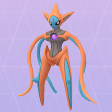 Deoxys Icon