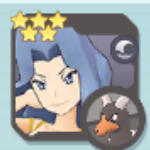 Karen & Houndoom Icon