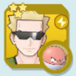 Lt. Surge & Voltorb Icon