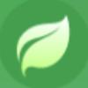 Icône d'herbe