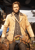 Gunslinger Jacket Image